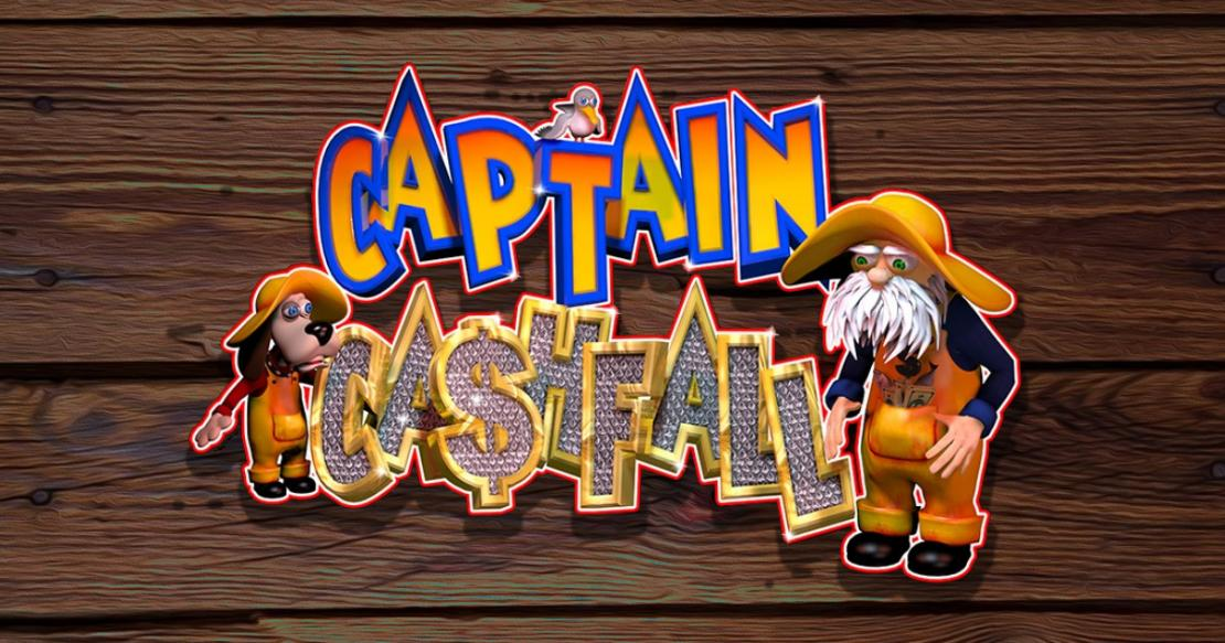 Captain Cashfall slot from Core Gaming