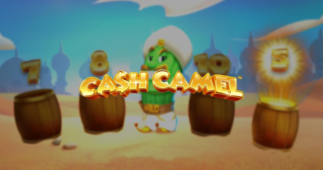 Cash Camel slot from iSoftbet