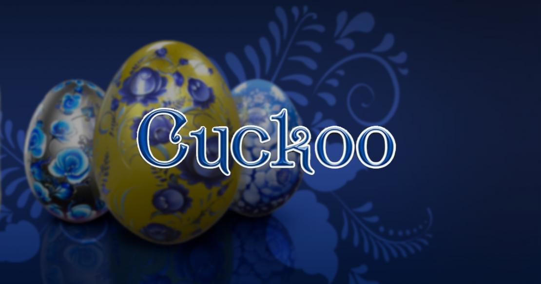 Cuckoo slot from Endorphina