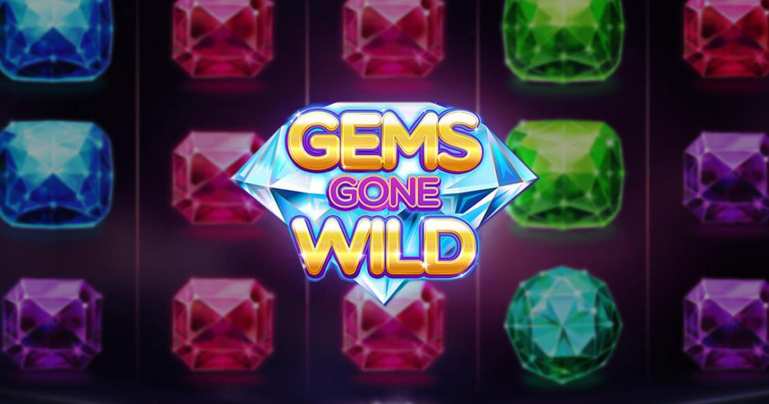 Gems Gone Wild slot from Red Tiger Gaming