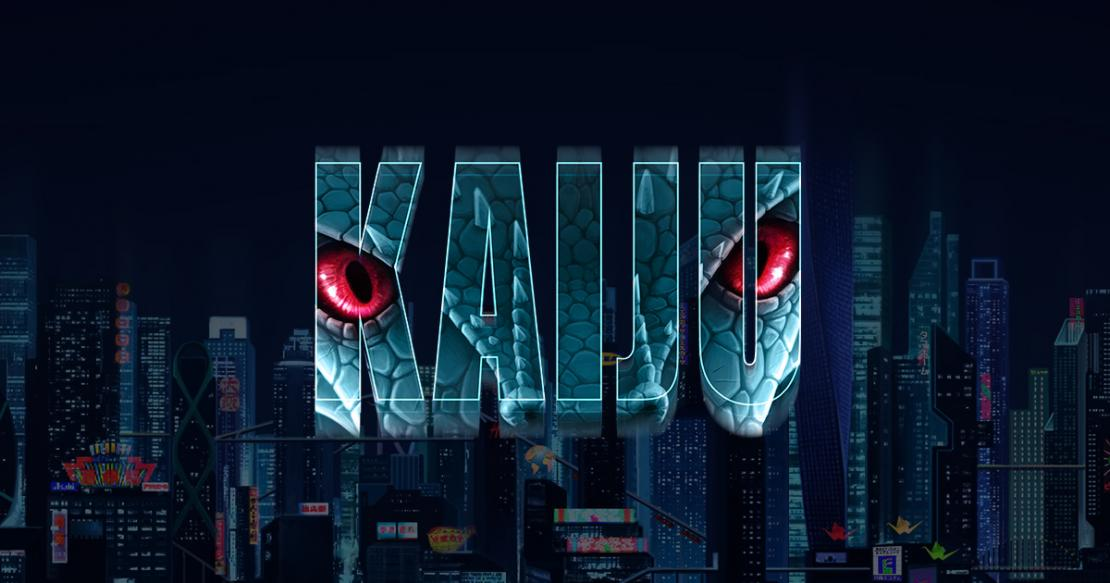 Kaiju slot from ELK Studios