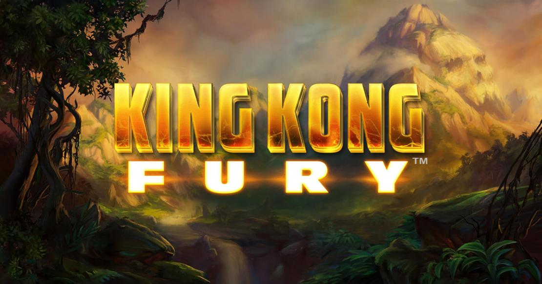 King Kong Fury slot from NextGen Gaming
