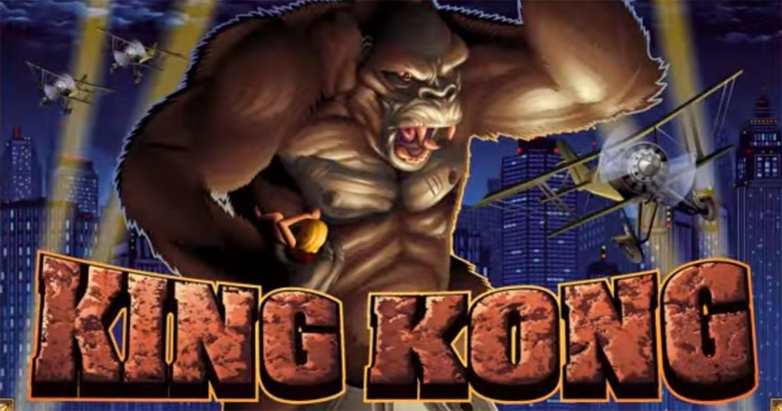 King Kong slot from NextGen Gaming