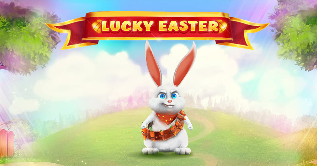 Lucky Easter slot from Red Tiger Gaming