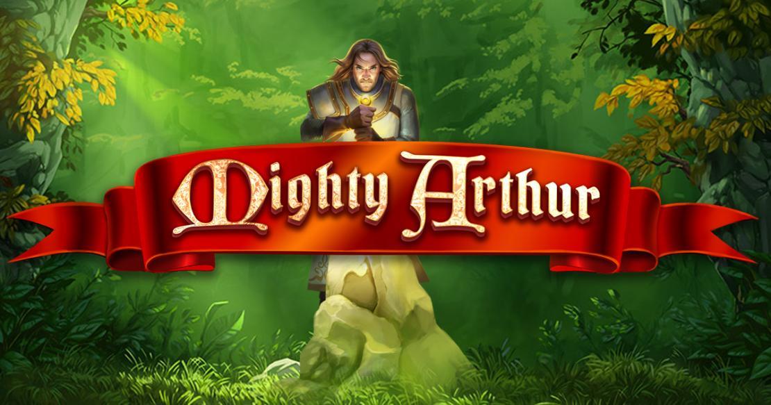 Mighty Arthur slot from Quickspin
