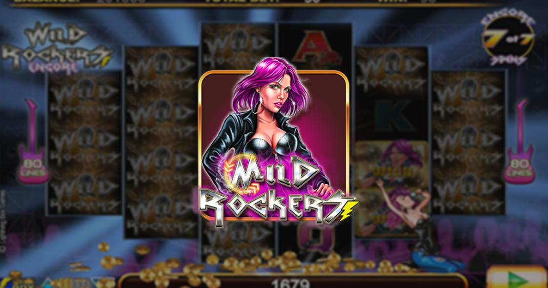 Mild Rockers slot from Lightning Box Games