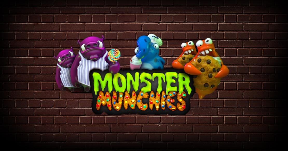 Monster Munchies slot from Booming Games