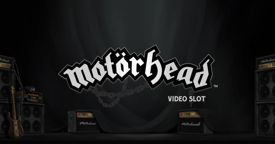 Motörhead slot from Net Entertainment