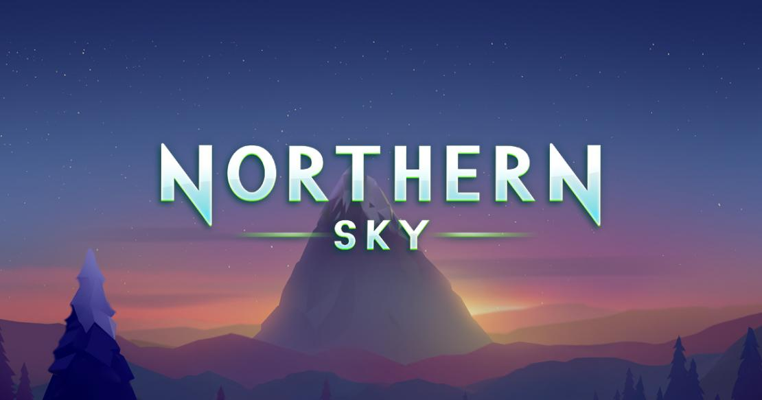 Northern Sky slot from Quickspin