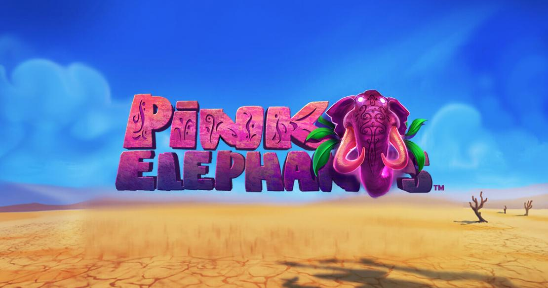 Pink Elephants slot from Thunderkick