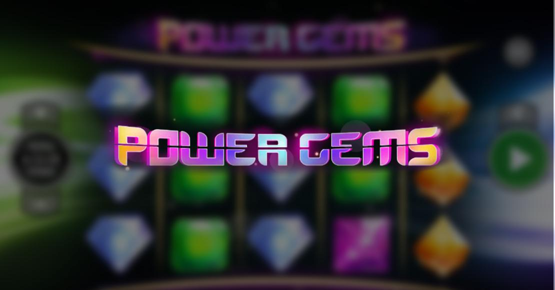 Power Gems slot from Core Gaming