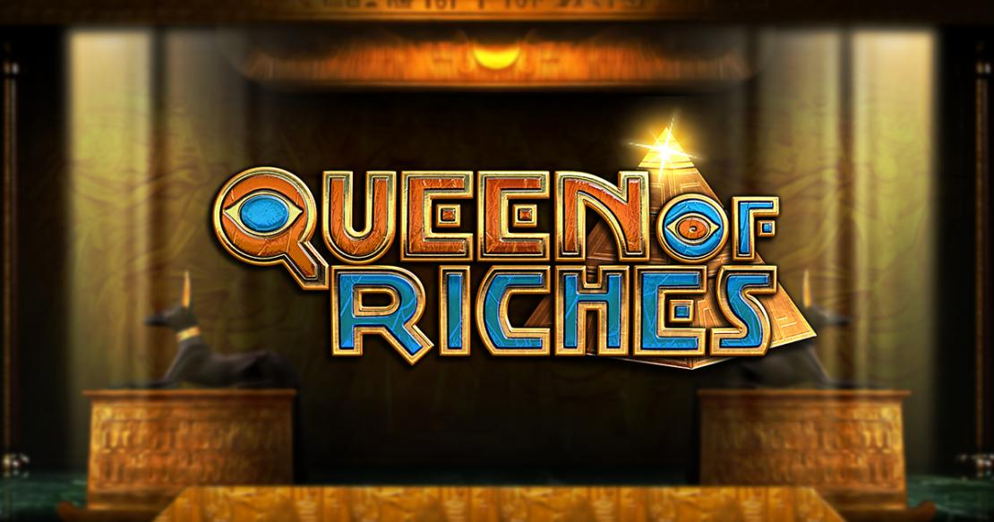 Queen of Riches slot from Big Time Gaming