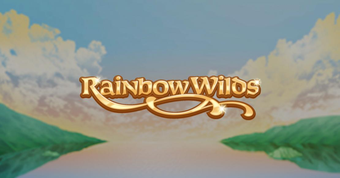 Rainbow Wilds slot from Iron Dog Studio