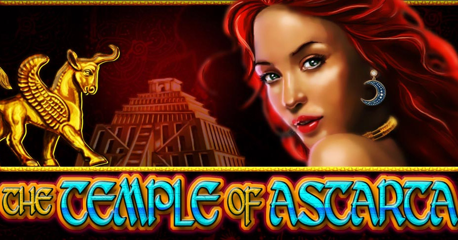 The Temple of Astarta slot from Casino Technology