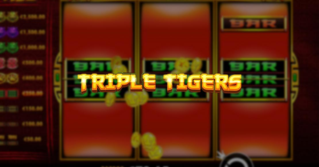 Triple Tigers slot from Pragmatic Play