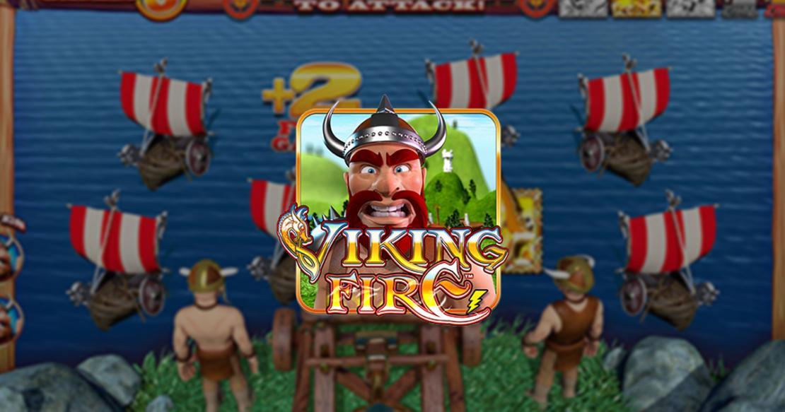 Viking Fire slot from Lightning Box Games