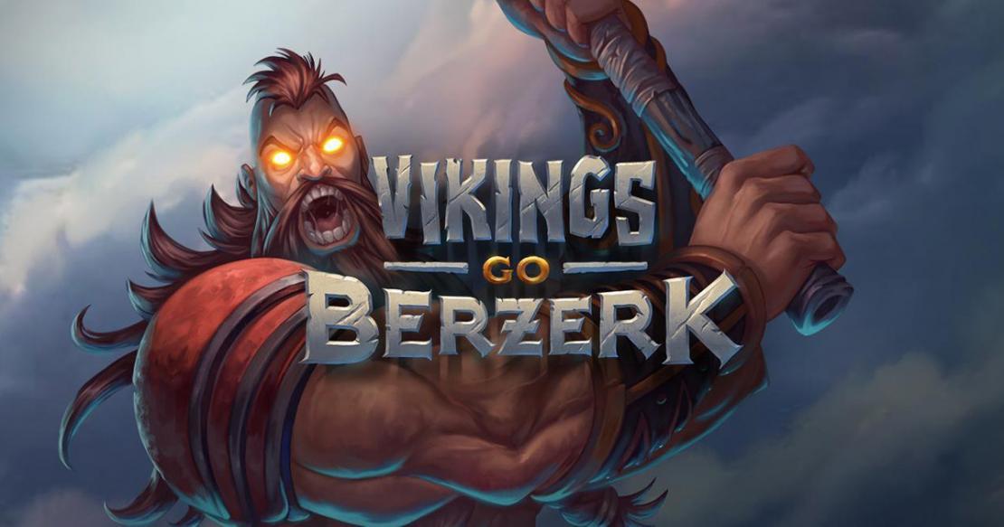 Vikings go Berzerk slot from Yggdrasil Gaming