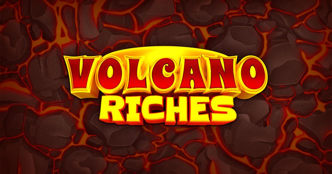 Volcano Riches slot from Quickspin