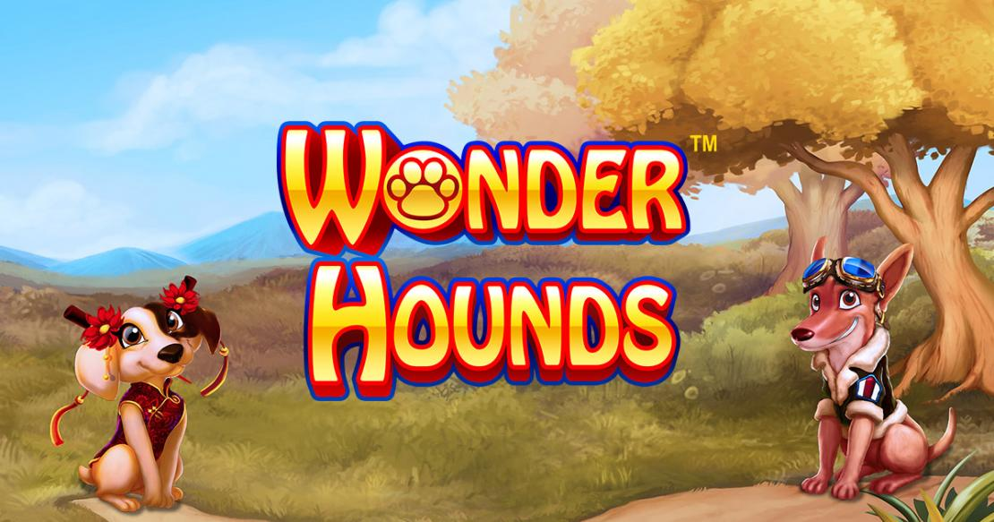 Wonder Hounds slot from NextGen Gaming