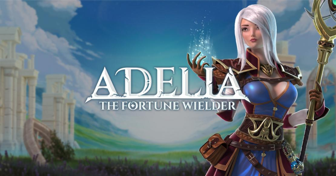 Adelia The Fortune Wielder slot from Foxium