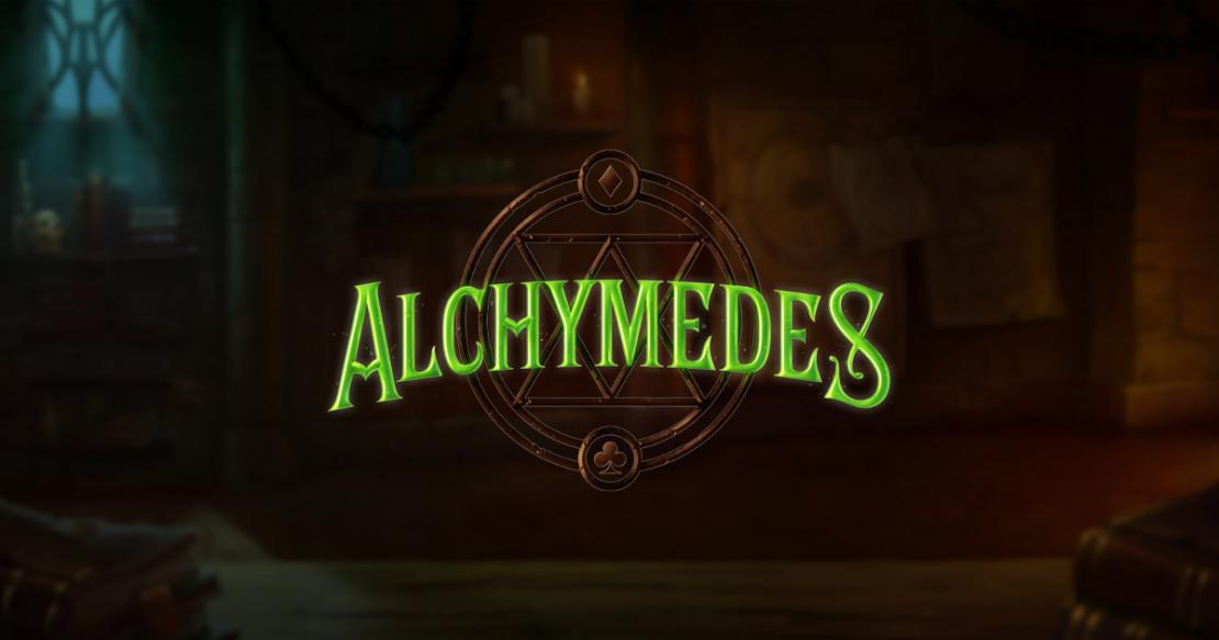 Alchymedes slot from Yggdrasil Gaming