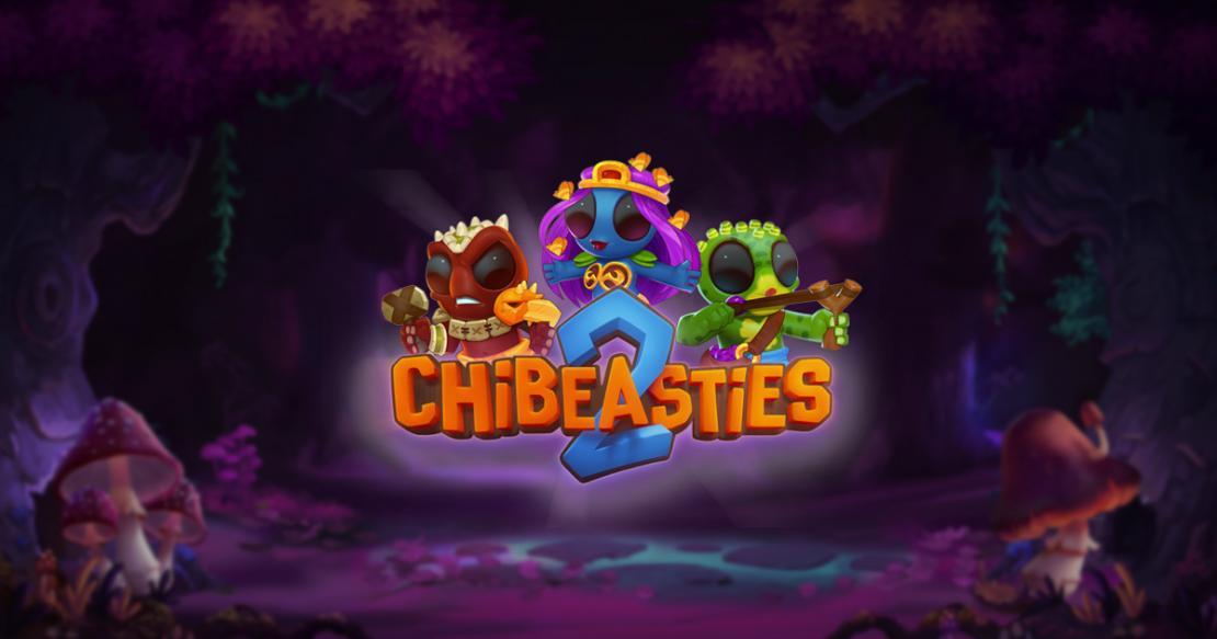 Chibeasties 2 slot from Yggdrasil Gaming
