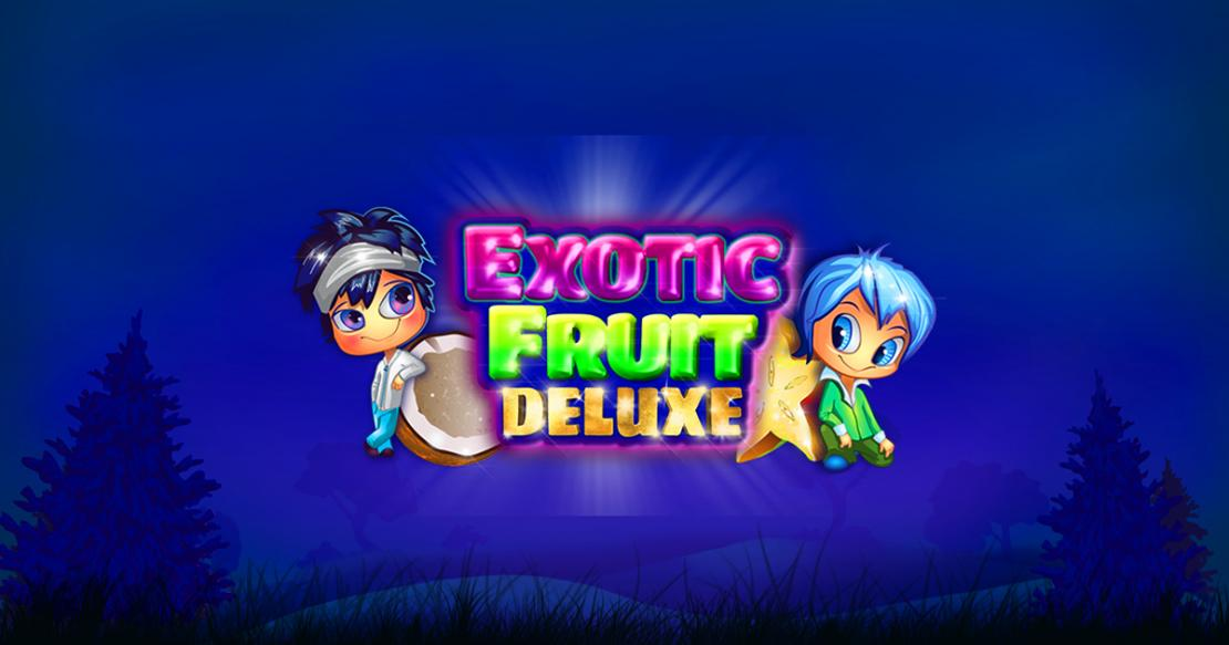 Exotic Fruit Deluxe slot from Booming Games