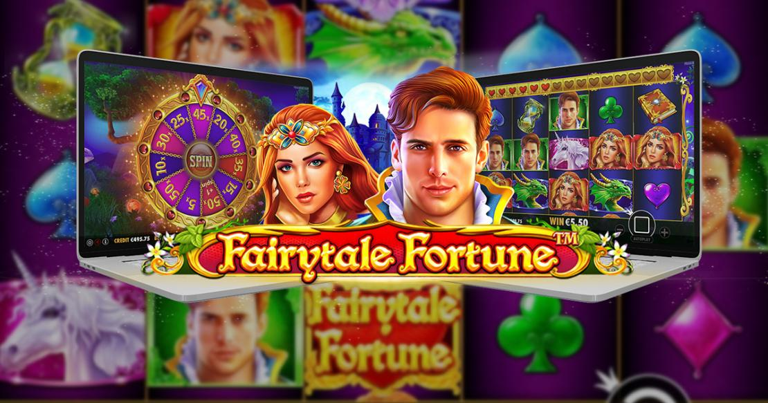 Fairytale Fortune slot from Pragmatic Play