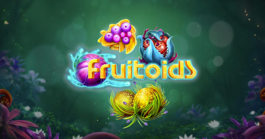 Fruitoids slot from Yggdrasil Gaming