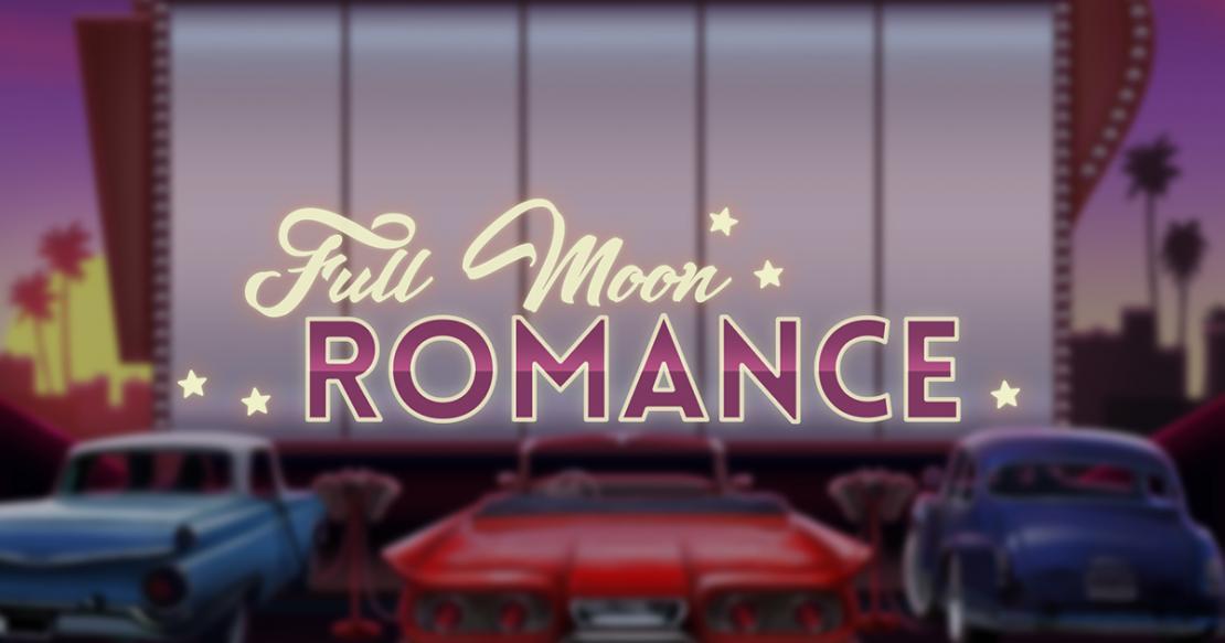 Full Moon Romance slot from Thunderkick