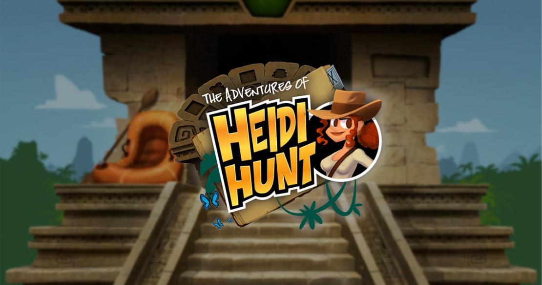 Heidi Hunt slot from Magnet Gaming