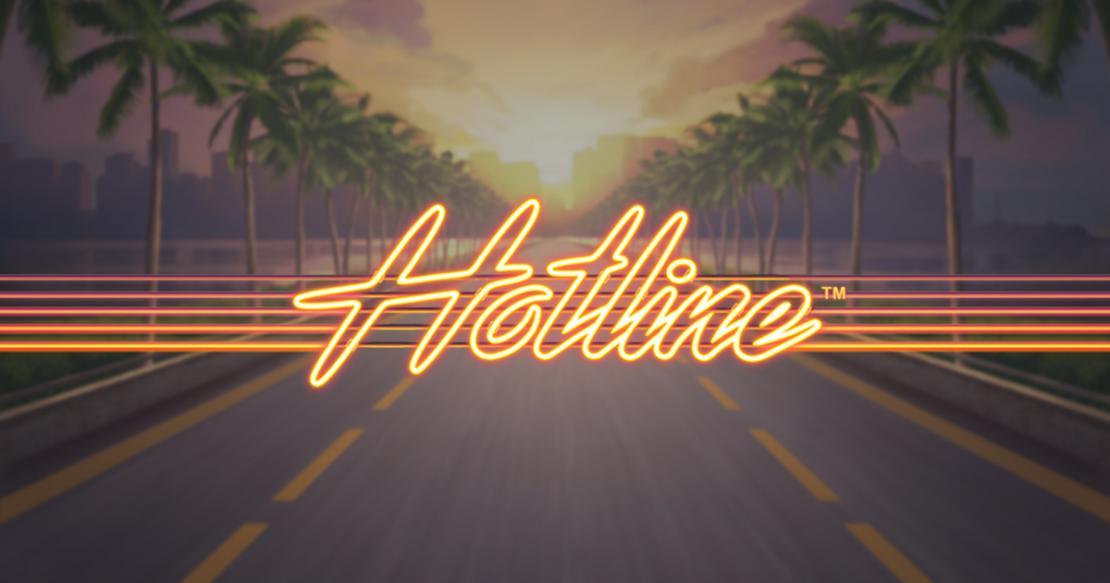 Hotline slot from Net Entertainment