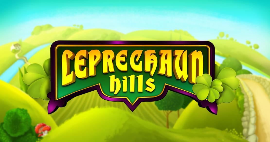 Leprechaun Hills slot from Quickspin
