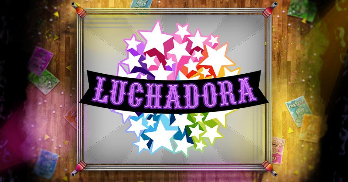 Luchadora slot from Thunderkick