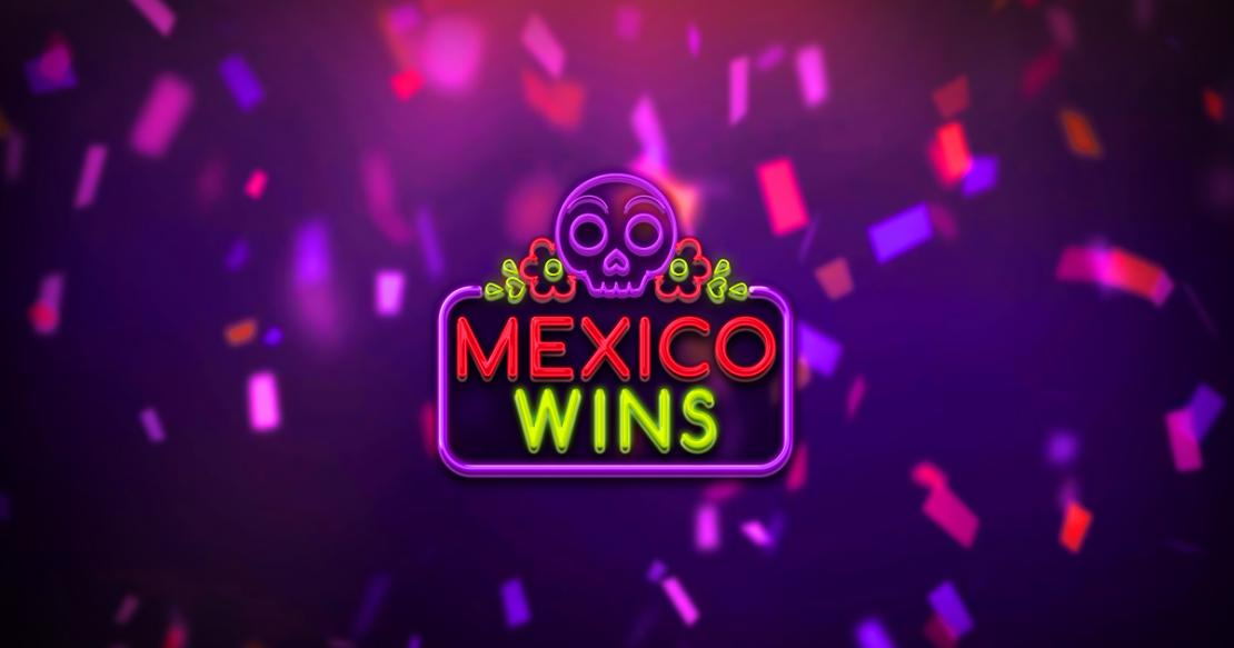 Mexico Wins slot from Booming Games