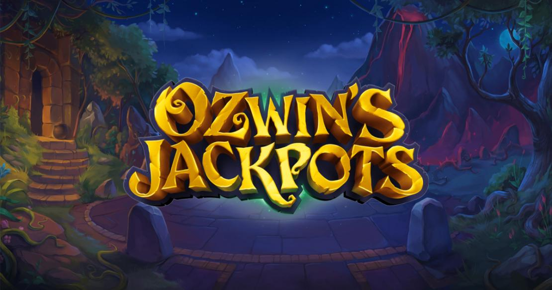 Ozwin's Jackpots slot from Yggdrasil Gaming