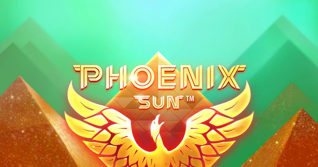 PhoenixSun slot from Quickspin