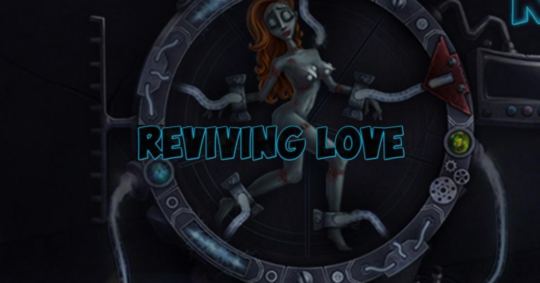 Reviving Love slot from Spinomenal