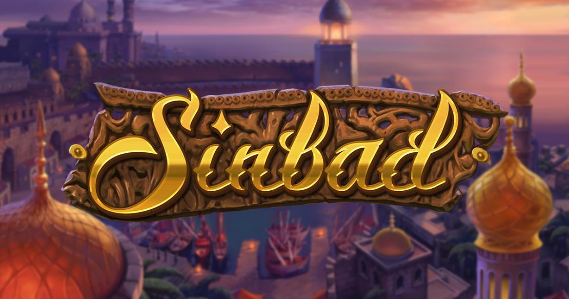 Sinbad slot from Quickspin
