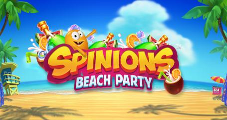 Spinions: Beach Party
