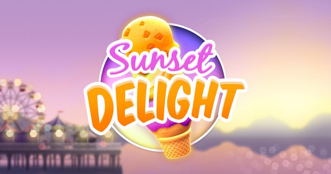 Sunset Delight slot from Thunderkick
