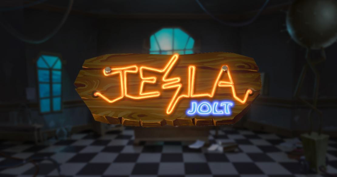 Tesla Jolt slot from Nolimit City