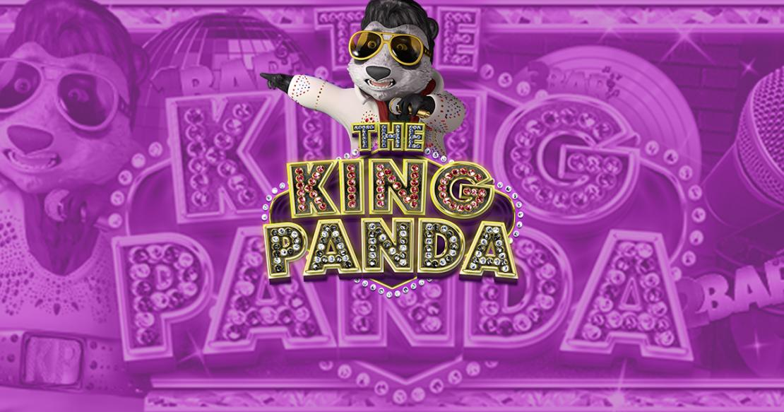 The King Panda slot from Booming Games