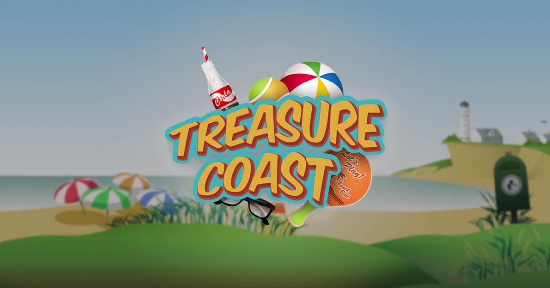 Treasure Coast slot from Magnet Gaming