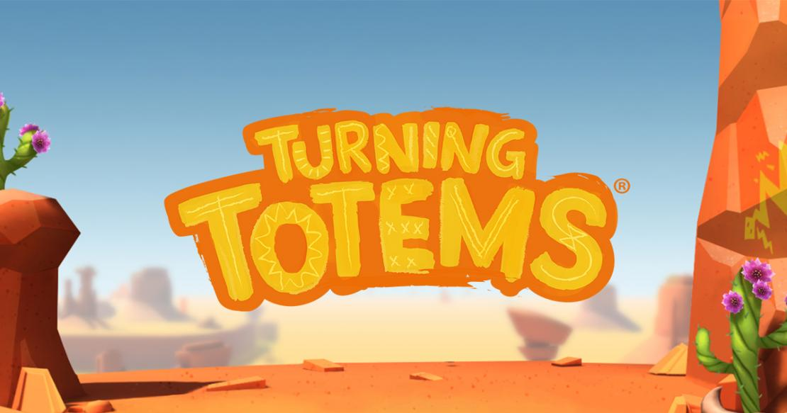 Turning Totems slot from Thunderkick