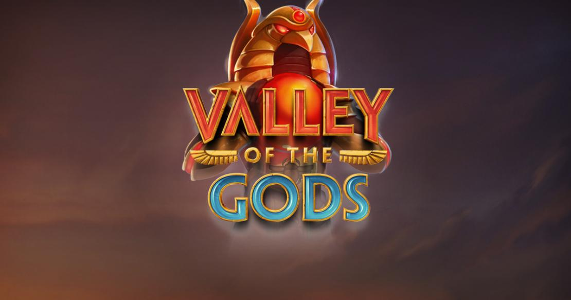 Valley of the Gods slot from Yggdrasil Gaming