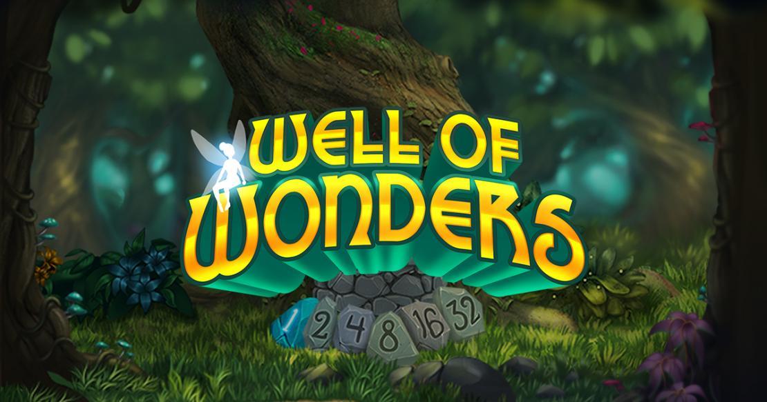 Well of Wonders slot from Thunderkick