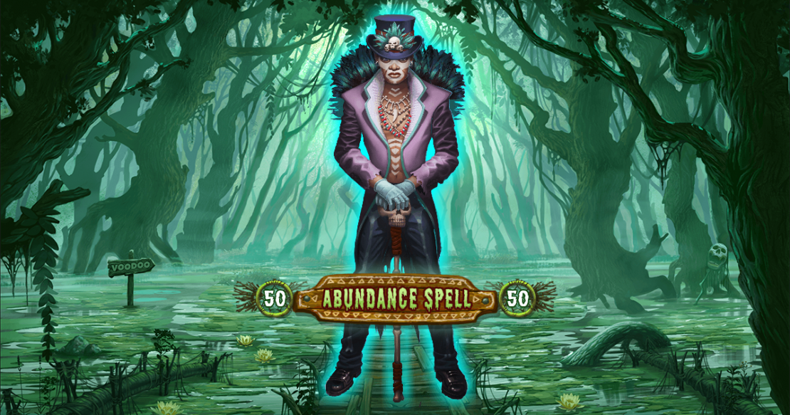 Abundance Spell slot from Spinomenal