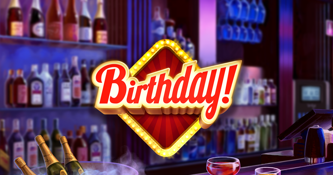 Birthday slot from ELK Studios