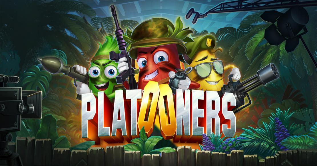 Platooners slot from ELK Studios